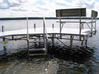 Roll-In Docks
